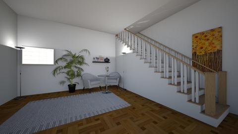Cozy Living Room - Modern - Living room - by HannahDesgins