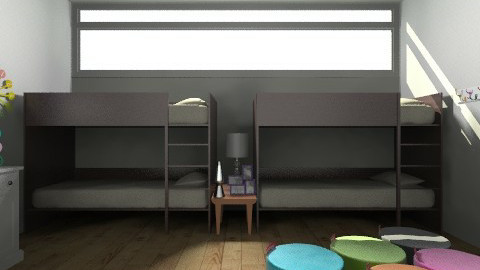 Small Room - Modern - Kids room  - by avery1125