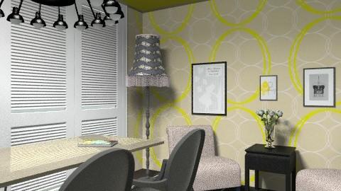 Office - Eclectic - Office  - by Little Miss Paris