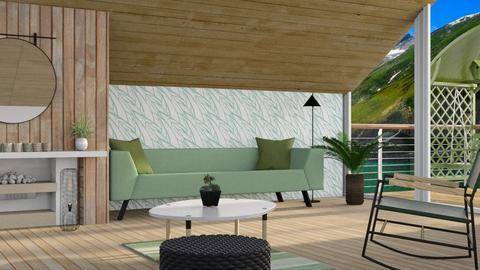 lake_contest_Ginamelia22 - Living room  - by ginamelia22