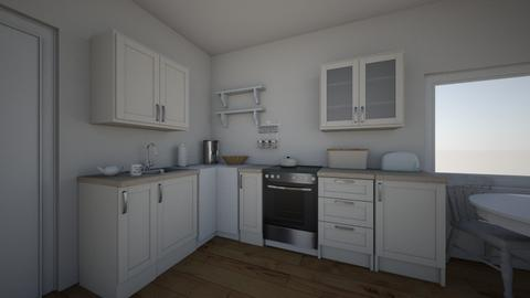 kuchynapl - Kitchen - by vinjarova
