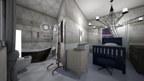 1254 - Bathroom - by miyase