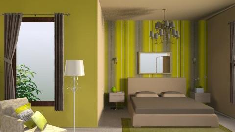 su silva - Glamour - Bedroom  - by susilva