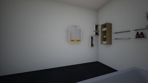 Patricio Velarede Ramirez - Modern - Bathroom  - by PatricoVR