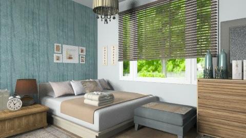 Raffaella's Bedroom - Eclectic - Bedroom  - by rafpapduth