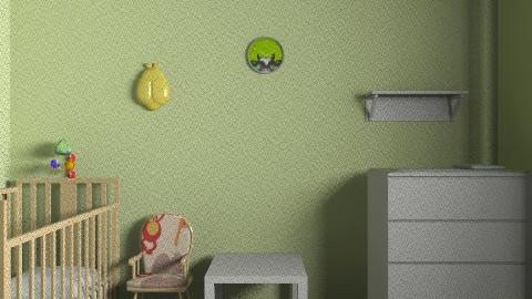 AIJA - Classic - Kids room  - by zinite