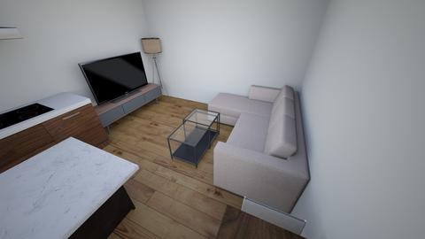 Final Corner Sofa  - by mazenr91