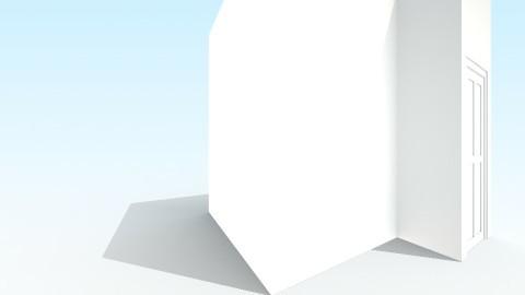 small bath - Bathroom  - by sararosieposie