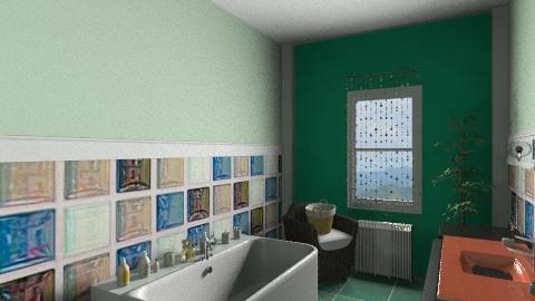 B3 - Classic - Bathroom  - by vanette