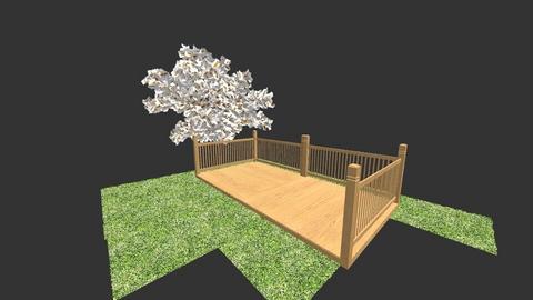 My Backyard - Garden  - by mkerns1