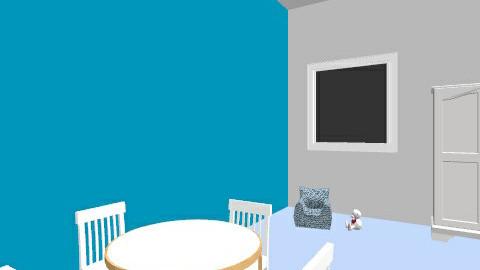 kamer axelle - Glamour - Kids room - by belstory