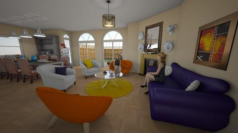 The Lounge - Living room  - by Rocky_Ruud