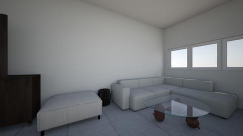 Salon - Living room  - by olysiach