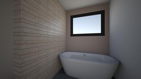 badkamer - Bathroom - by verloodewever