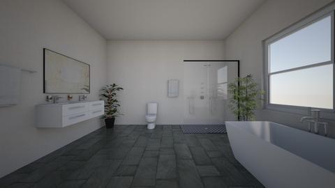 bathroom - Bathroom  - by alexandrarojas05