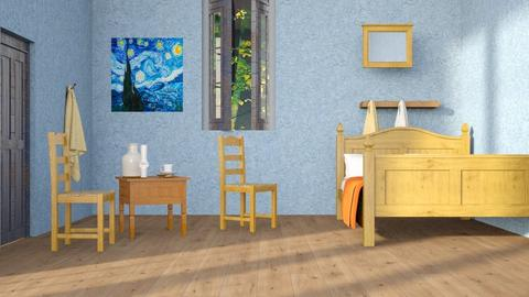 Vincent  - Bedroom  - by its lia