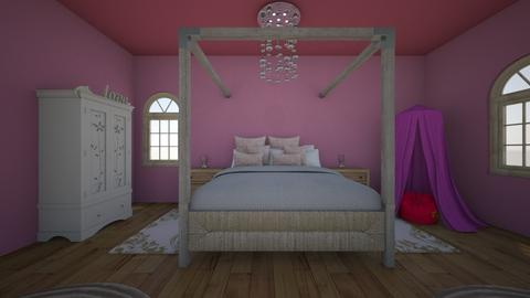 Princess Time - Glamour - Bedroom  - by ljthompson01