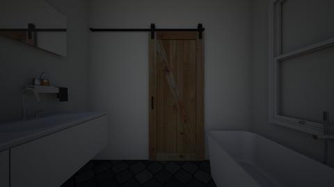 interior - Bathroom  - by emcculough