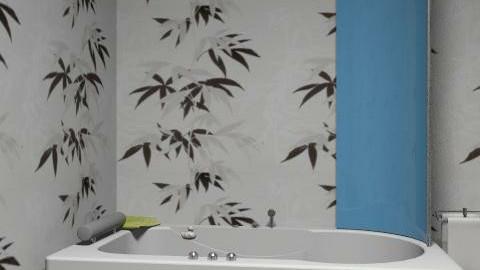 autums bathroom - Bathroom - by Iberia
