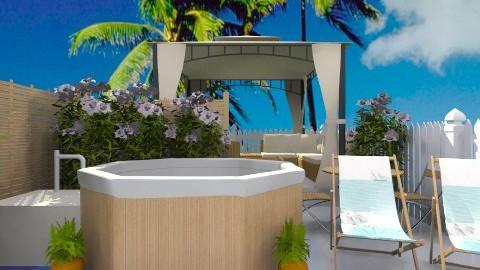 Outdoor Bathroom - Modern - Bathroom  - by Luisy