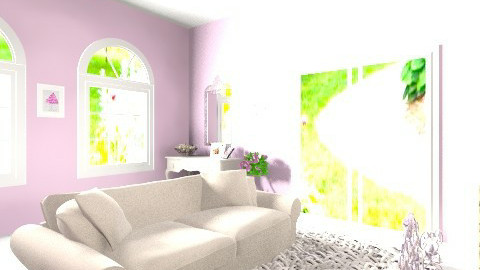 sugar - Glamour - Living room  - by Susy Alfano