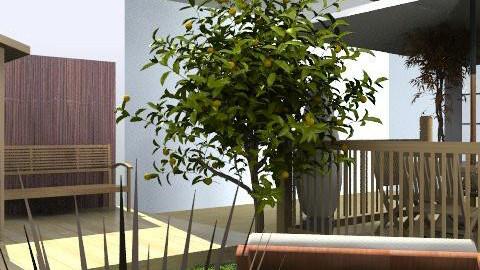 Garden - Minimal - Garden  - by Cathd0411