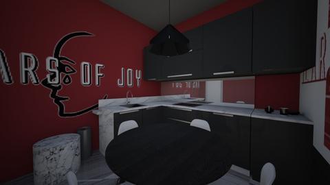 Store Breakroom - by Cojo