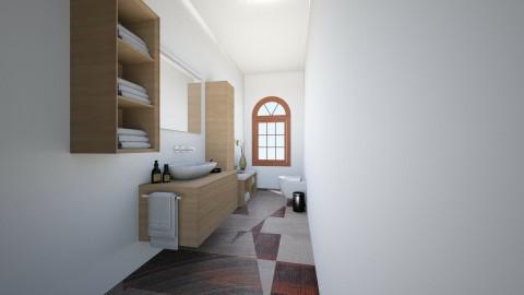 2nd floor  - Minimal - by Alessandrina Grajales