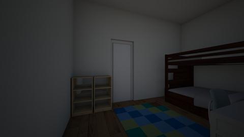 stanzetta - Kids room - by CARRARAF
