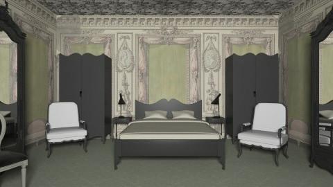 Rococo Grandeur - Vintage - by unglued