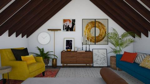 Some new things - Eclectic - Living room  - by Laurika