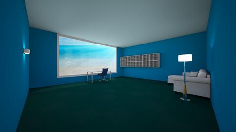 Oceany Office - Office  - by designcat31