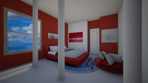 Poppy Bedroom - Bedroom  - by SofiGotStyle