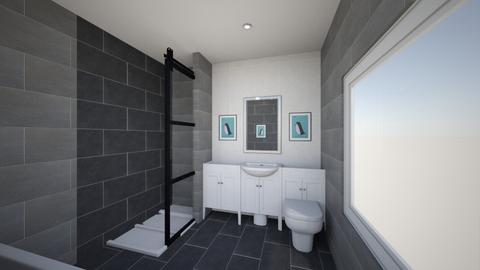 v3 Ensuite Bathroom - Bathroom - by PaulineA