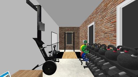 Office Gym - by rogue_651ac375c14d21da4f5c63937faa0