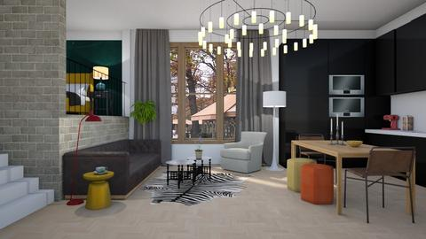 Higher Sleep - Modern - Living room  - by 3rdfloor