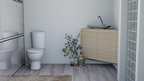 Nats luxury bathroom - Modern - Bathroom  - by matildabeast