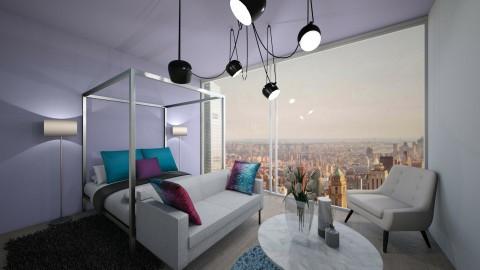 Bedroom 24 - by Anastasija Jovanovic