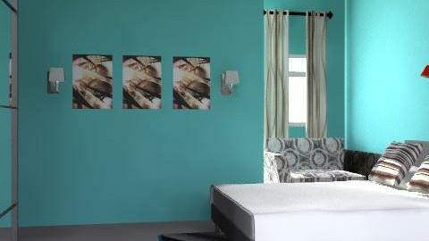 king4 - Retro - Bedroom  - by livingpool