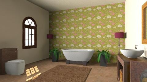 bathroom - Classic - Bathroom - by elnor