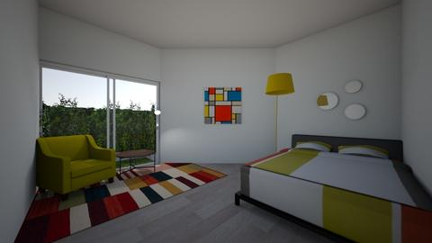 Alpine Bedroom - Bedroom - by KaitlynL92