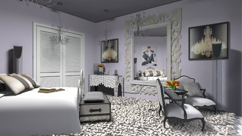Madame - Glamour - Bedroom - by Saribina