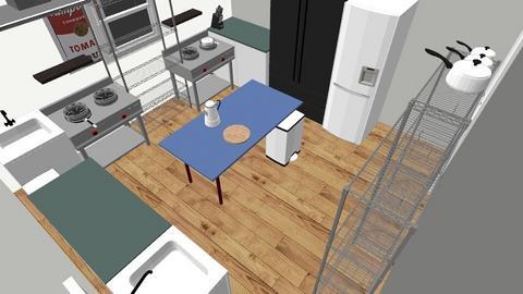 Mac2 - Minimal - Kitchen  - by smaxbio