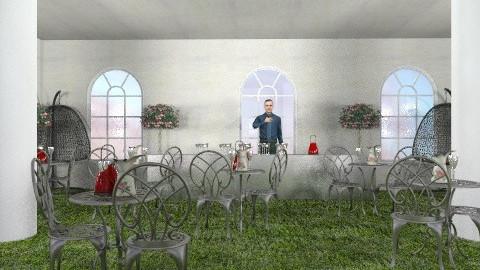 garden bar - Rustic - by livliv