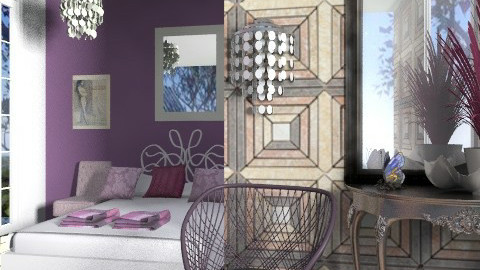 Driade - Eclectic - Bedroom - by milyca8