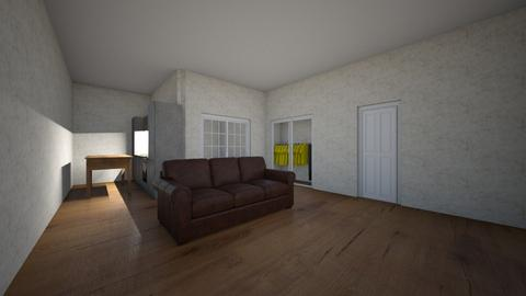 apartment - Bedroom  - by hupperman