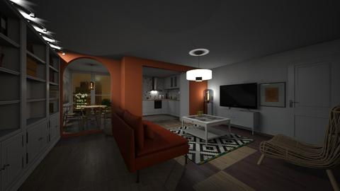 c apartmen - by cuneyt oznur