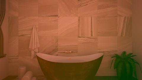 Luxury bathroom - Bathroom  - by Agamanta