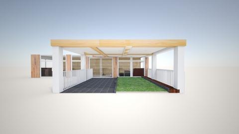 WHOUSE INSIDE - Modern - Office  - by Kyaraema