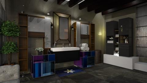 Bond Bath - by ZsuzsannaCs